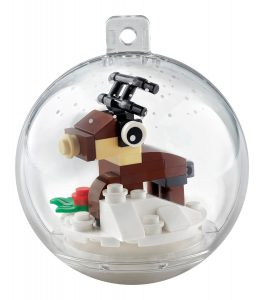 lego 854038 christmas ornament reindeer