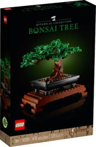 LEGO 10281 Bonsai Tree