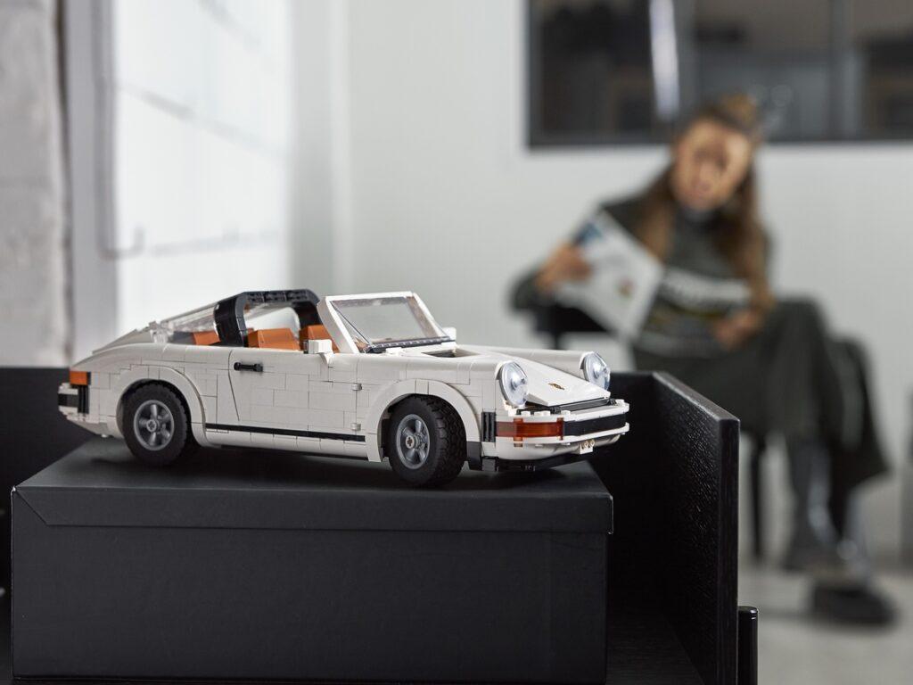 LEGO 10295 Porsche 911 - 1