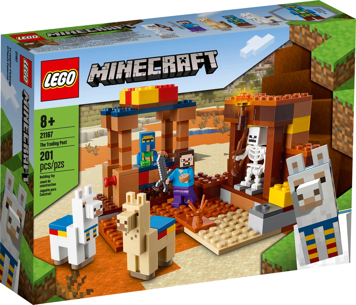 lego 21167 the trading post