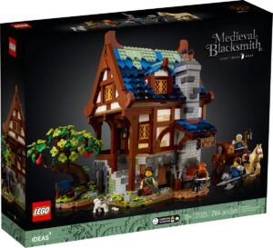 lego 21325 medieval blacksmith