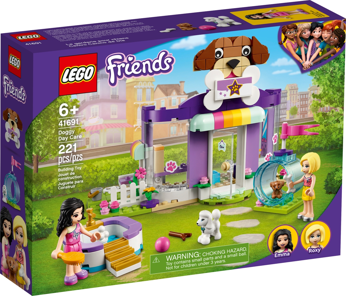 lego 41691 doggy day care