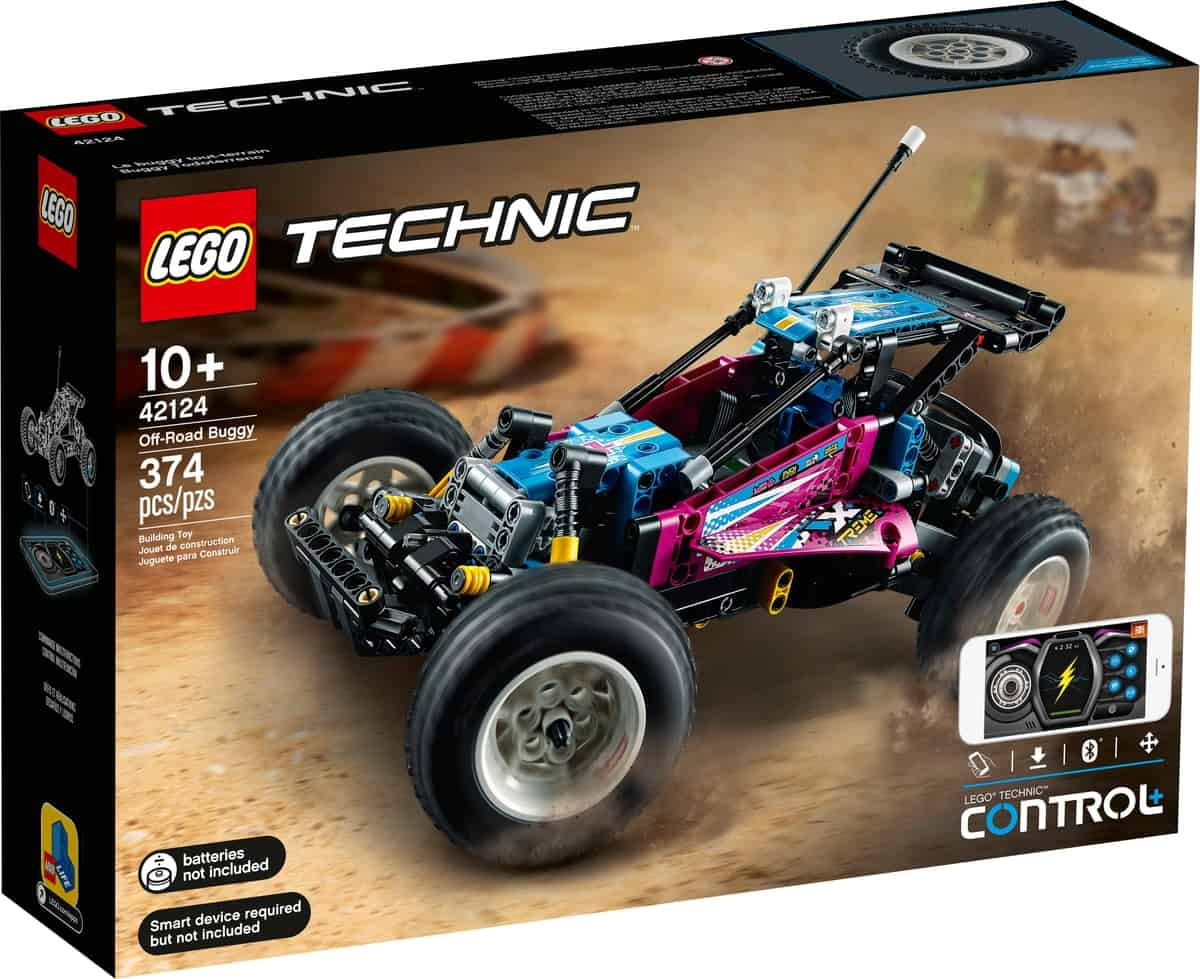 lego 42124 off road buggy