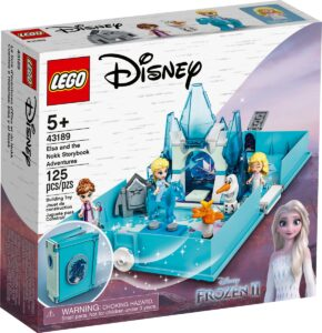 lego 43189 elsa and the nokk storybook adventures