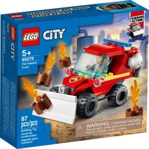 lego 60279 fire hazard truck