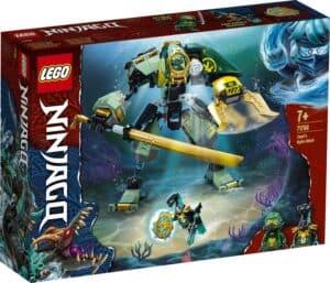 LEGO 71750 Lloyd\'s Hydro Mech - 20210502