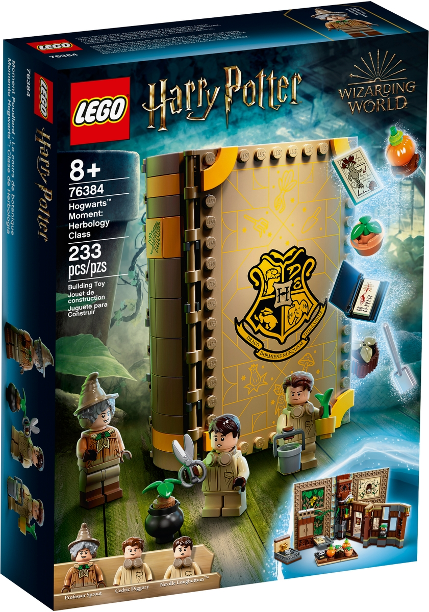 LEGO 76384 sale - Hogwarts Moment: Herbology Class - $ 29 ...