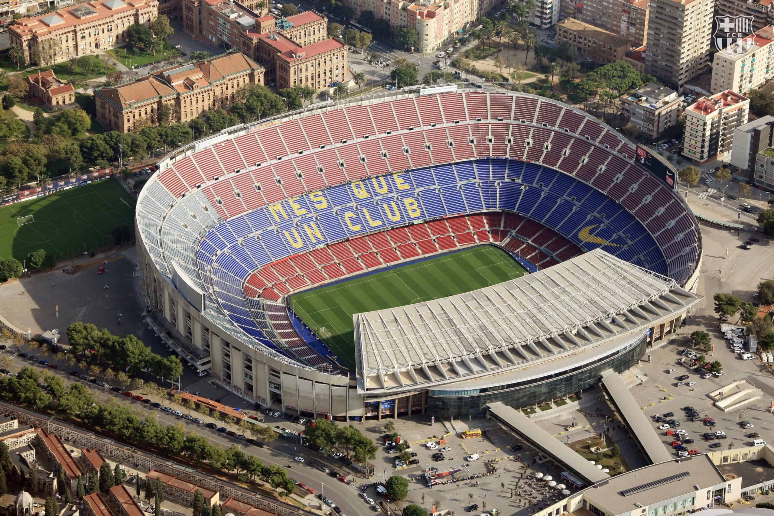 LEGO 10284 Camp Nou – FC Barcelona - 20210807