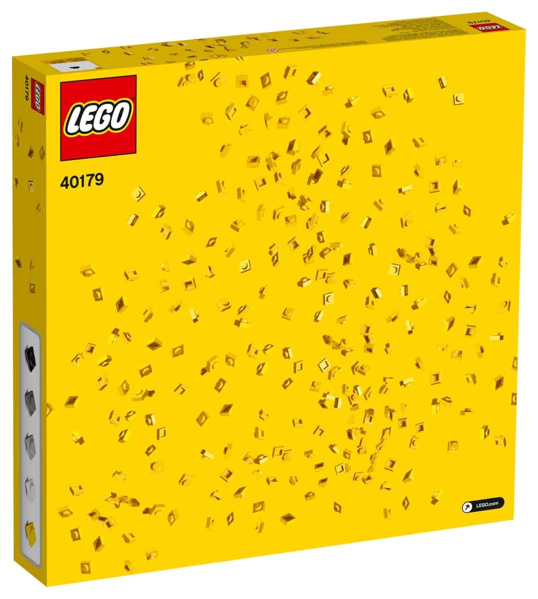 lego 40179 mosaic maker