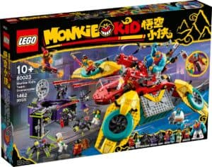 lego 80023 monkie kids team dronecopter