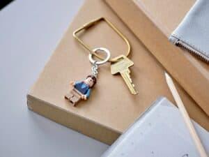 lego 854118 chandler key chain