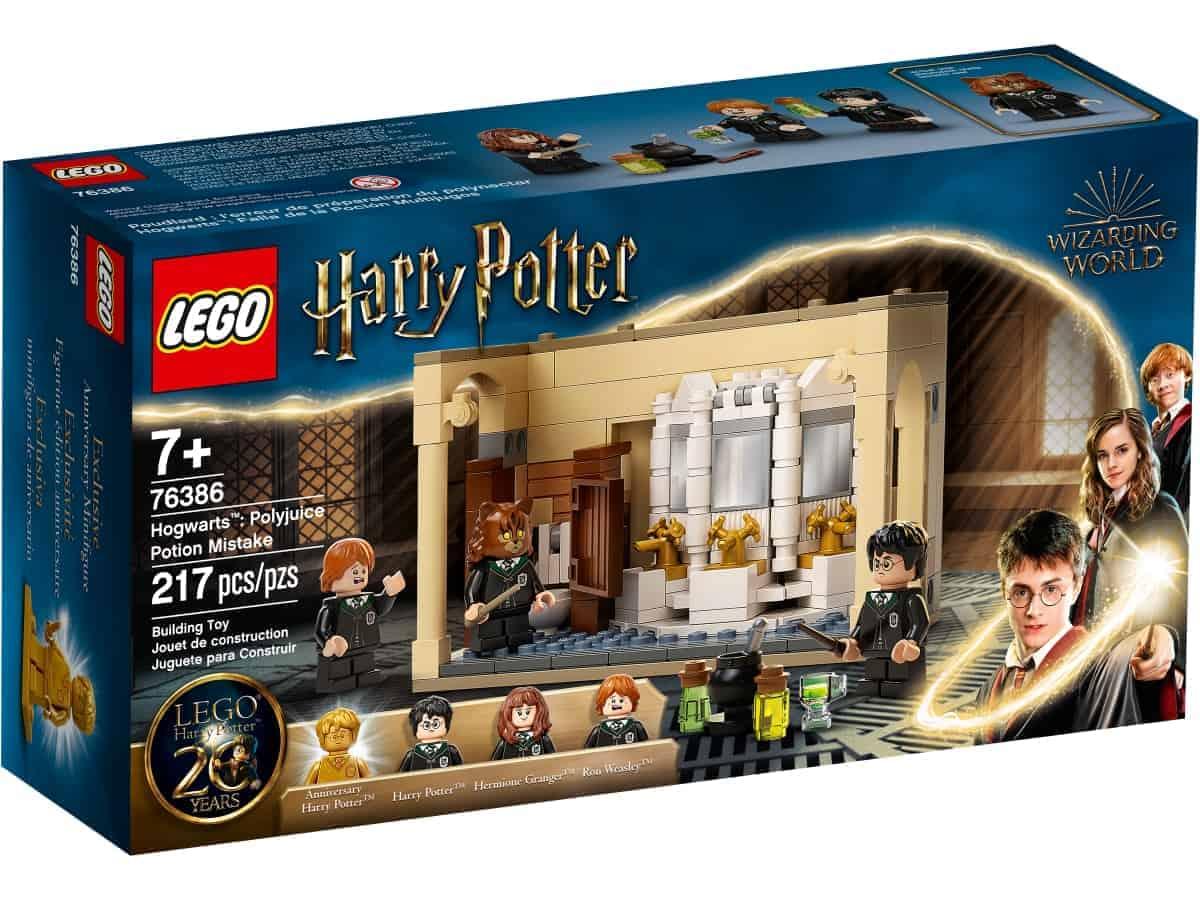 lego 76386 hogwarts polyjuice potion mistake