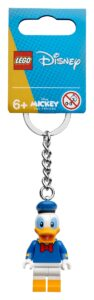 lego 854111 donald duck key chain