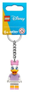 lego 854112 daisy duck key chain