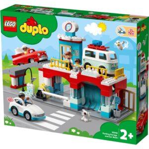 LEGO 10948 Parking Garage and Car Wash - 20210502
