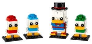 LEGO 40477 Dagobert Duck, Huey, Dewey and Louie - 20210503