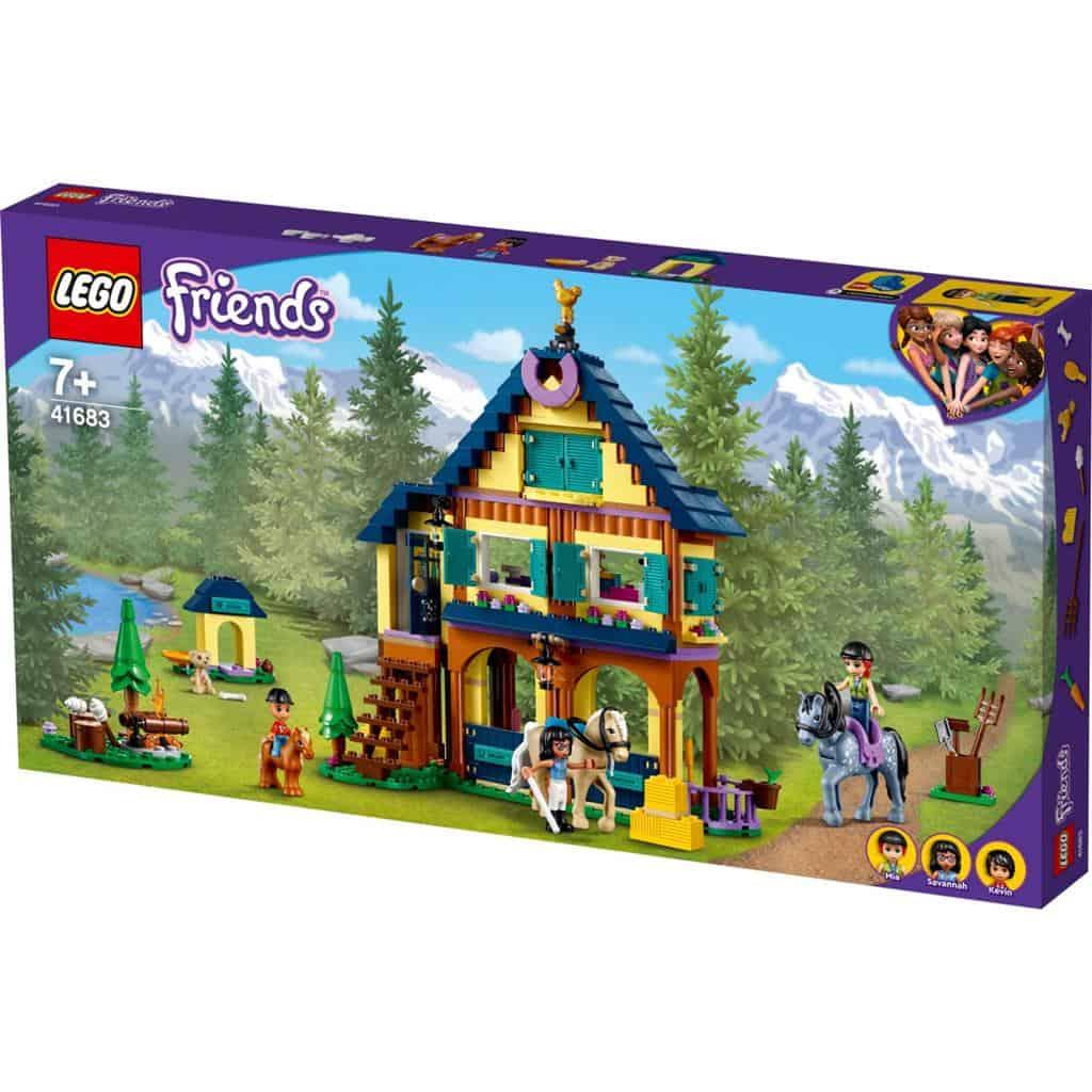 LEGO 41683 Forest Horseback Riding Center - 20210502