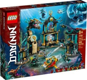 lego 71755 temple of the endless sea