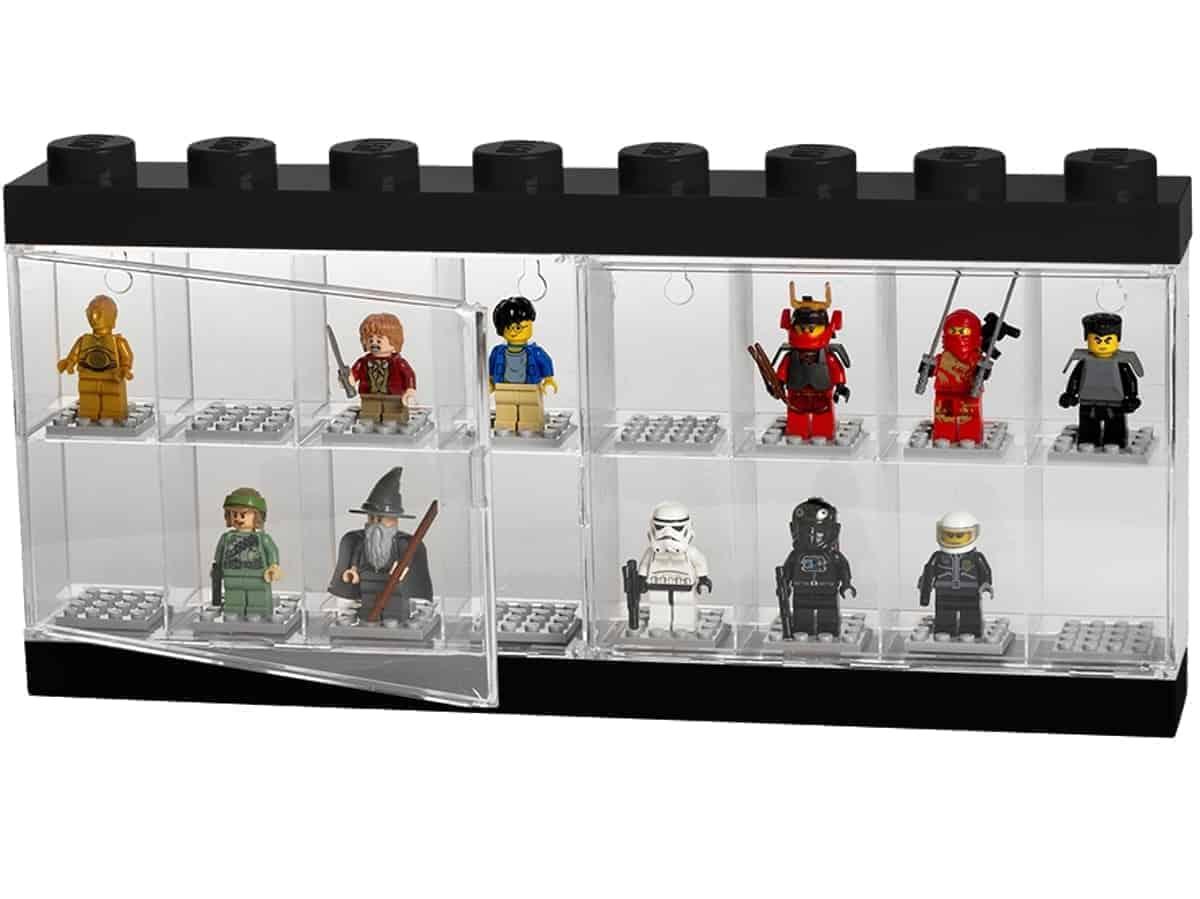 lego 5005375 minifigure display case 16