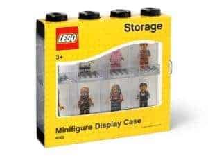 lego 5006152 display case 8 black