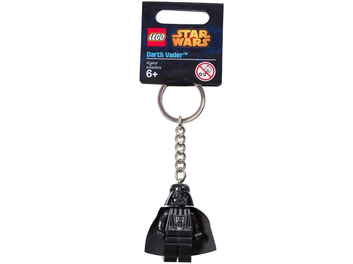 lego 850996 star wars darth vader key chain