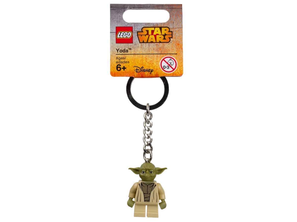 lego 853449 star wars yoda key chain