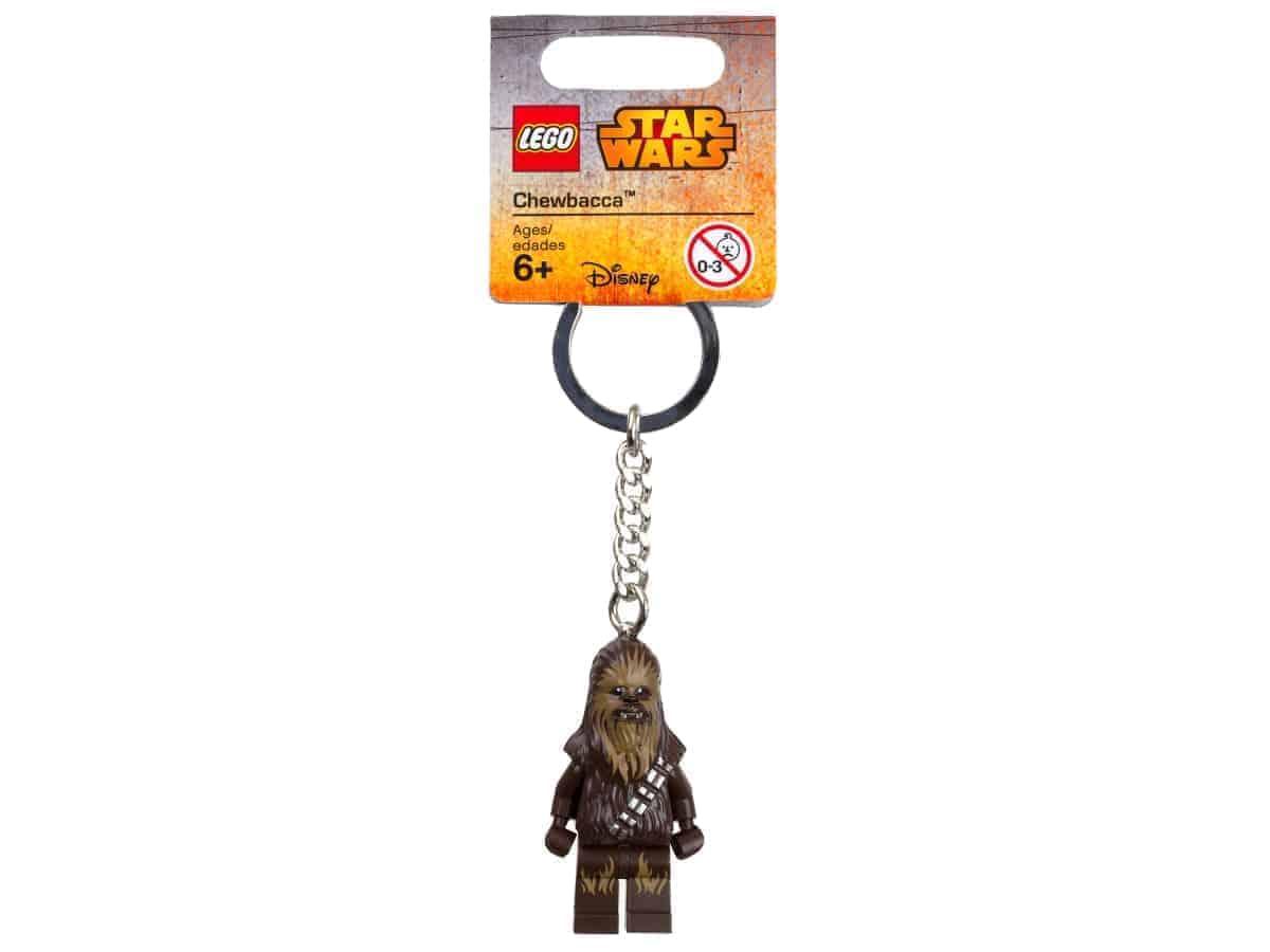 lego 853451 star wars chewbacca key chain