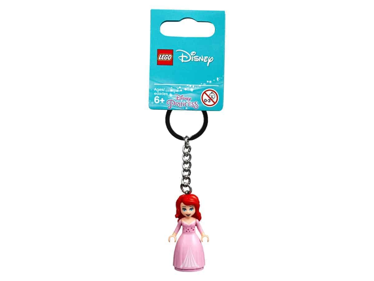 lego 853954 ariel key chain