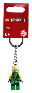 lego 853997 lloyd key chain