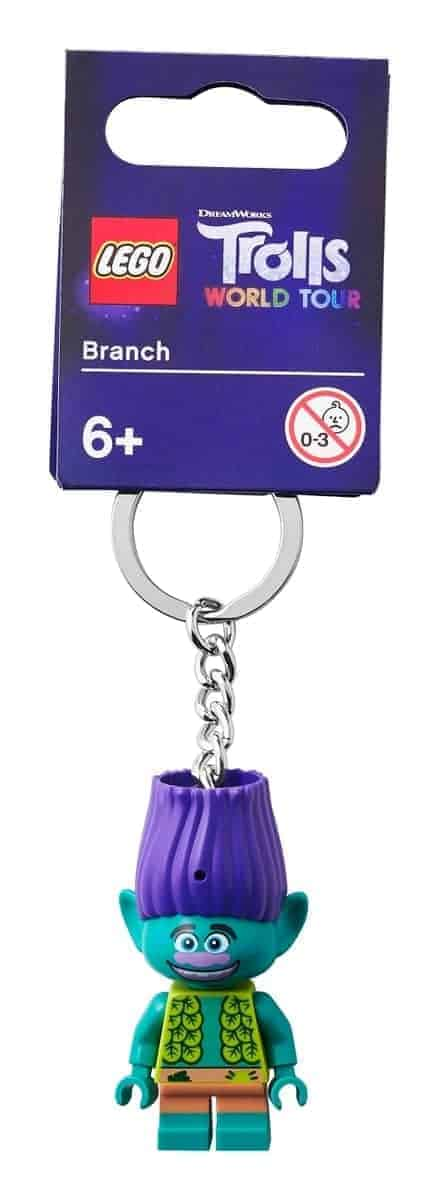 lego 854004 branch key chain