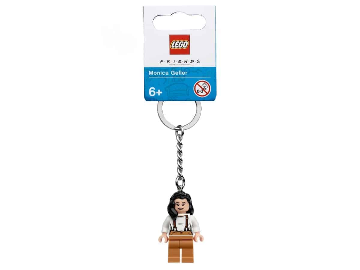 lego 854121 monica key chain