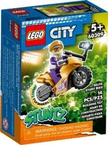 lego 60309 selfie stunt bike