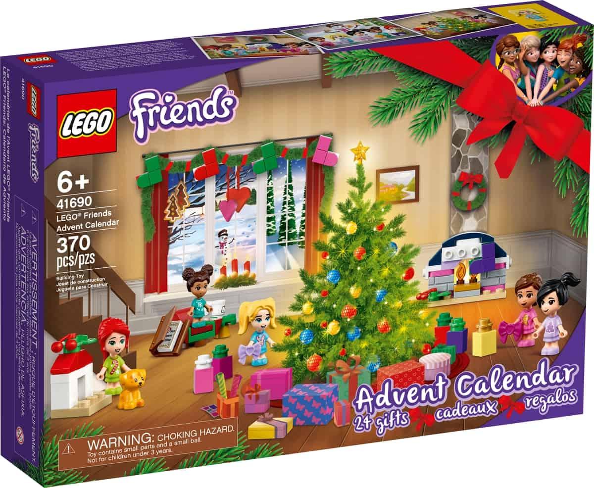 lego 41690 friends advent calendar