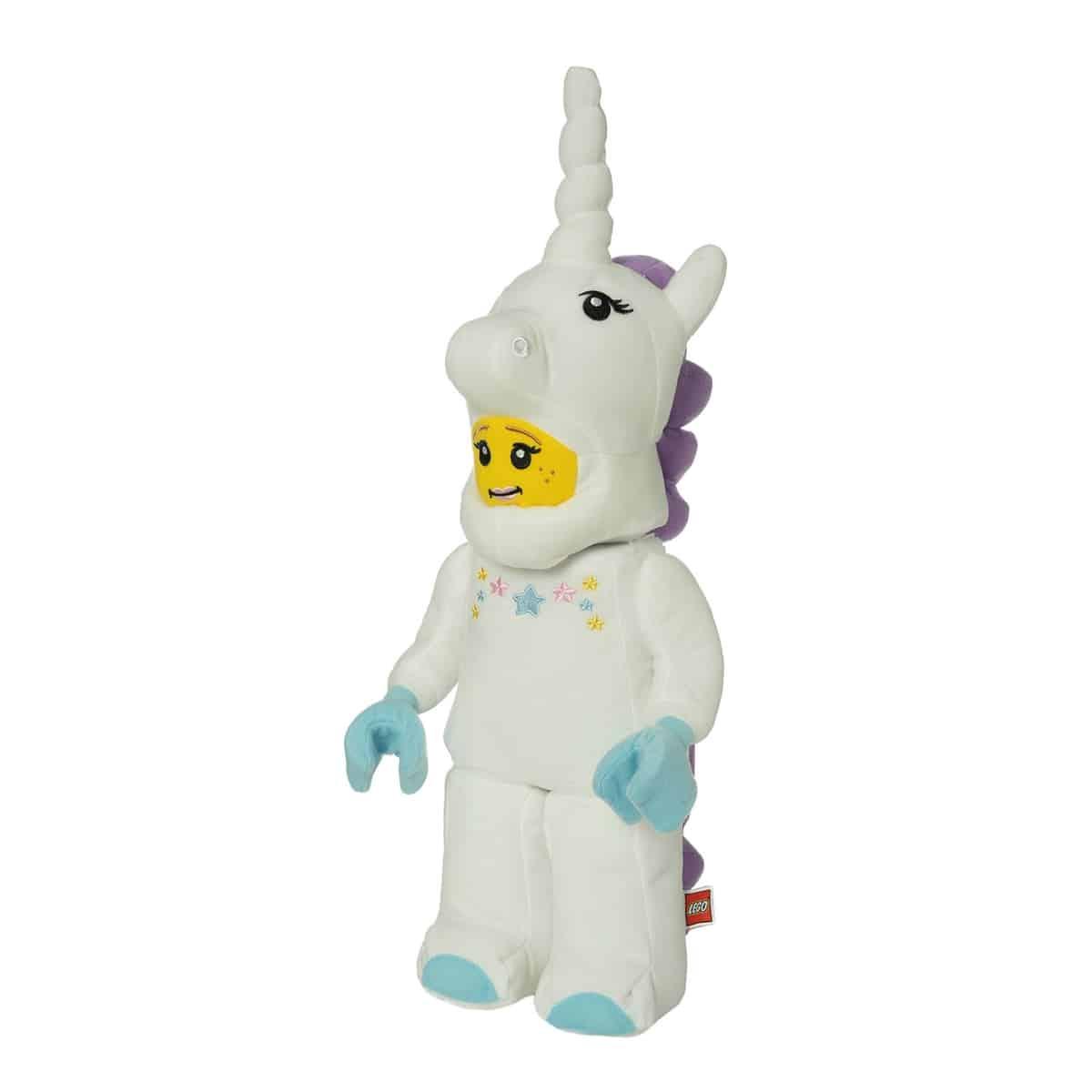 lego 5006625 unicorn girl plush