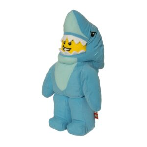 lego 5006627 shark suit guy plush