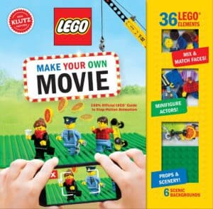 lego 5006824 make your own movie 100 official lego 5006824 guide to stop motion animation