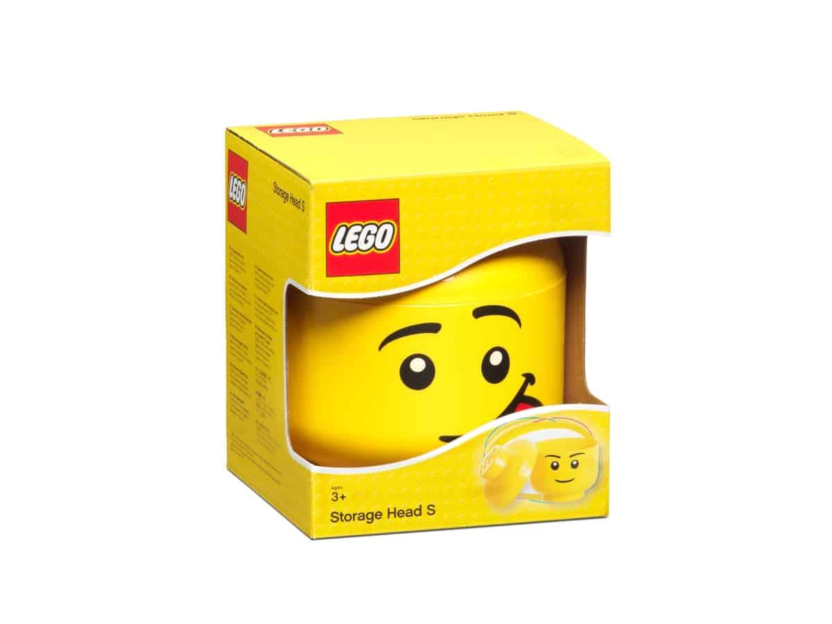 lego 5006161 storage head small silly