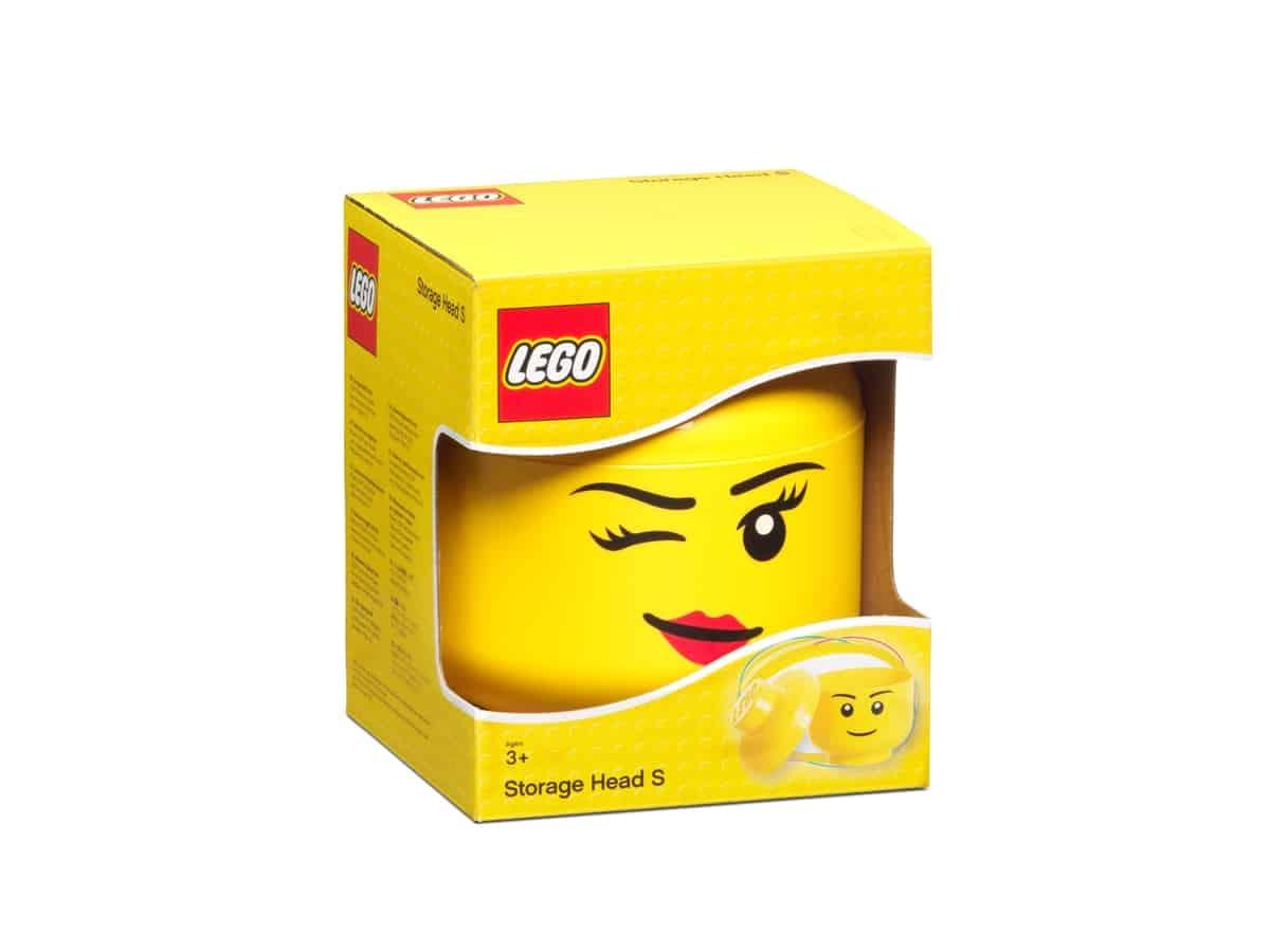 lego 5006186 storage head small winking