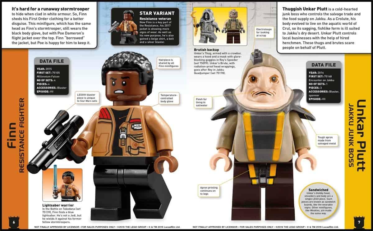 lego 5006257 star wars character encyclopedia new edition