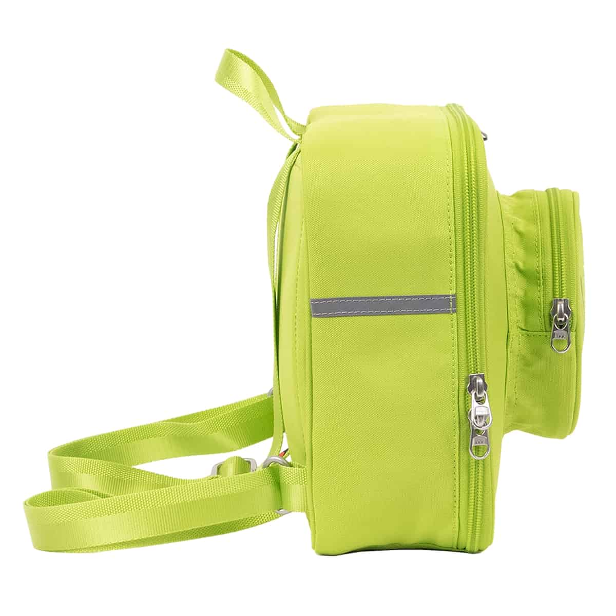 lego 5006496 lime small brick backpack