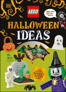 lego 5006883 halloween ideas