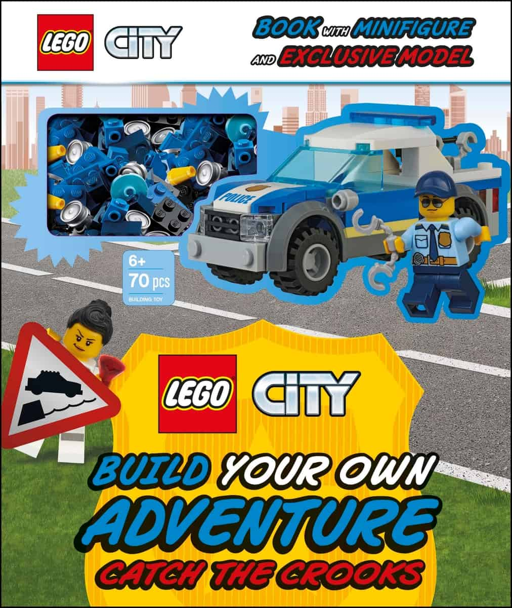 lego 5006882 build your own adventure catch the crooks